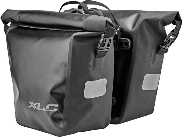 XLC BA-W33 Set Per Portapacchi Impermeabile, black